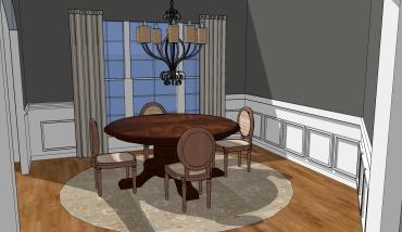 Davis Dining Room 1